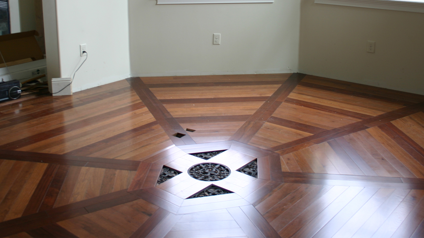 Octagonal Wooden Wonder
